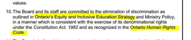 OCSB Equity and Inclusive Education