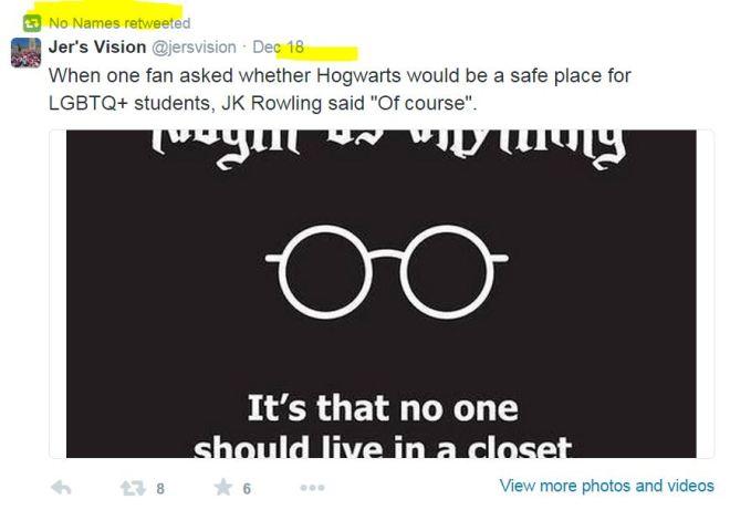 Nonames hogwarts