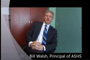 Principal Bill Walsh
