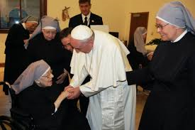Pope Little Sisters of the Poor