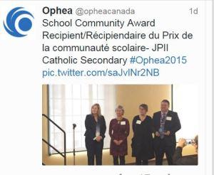 OPHEA Catholic