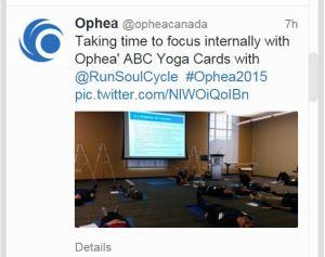 OPHEA Yoga Cards