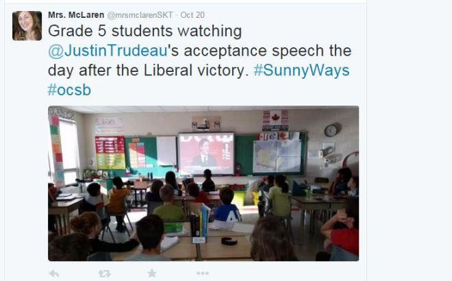 Sunnyways Trudeau OCSB