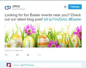 CPCO Easter Fun