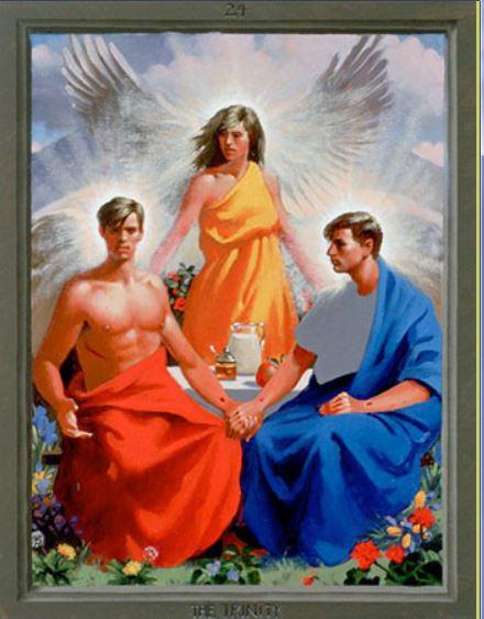 Homo-erotic Trinity