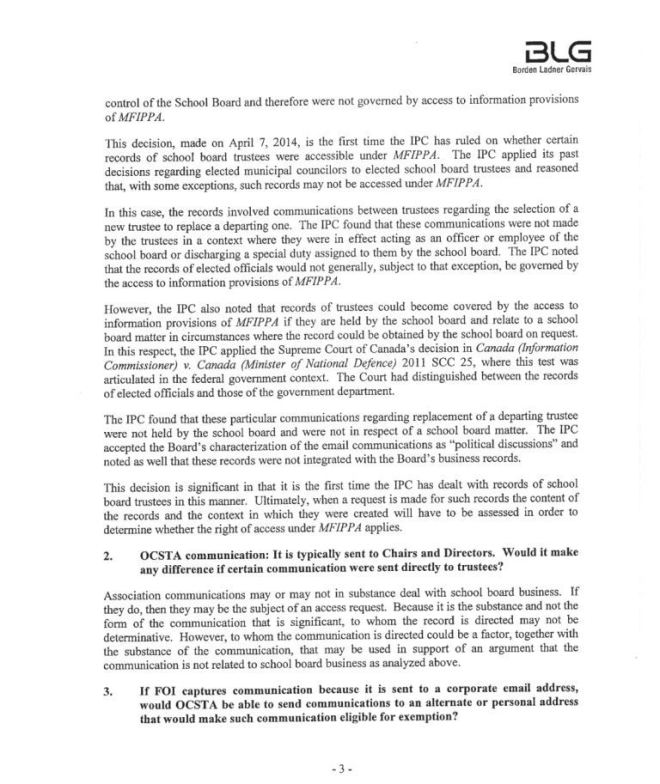 Legal Advice page 3