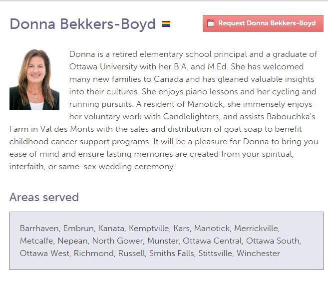 Donna Bekkers